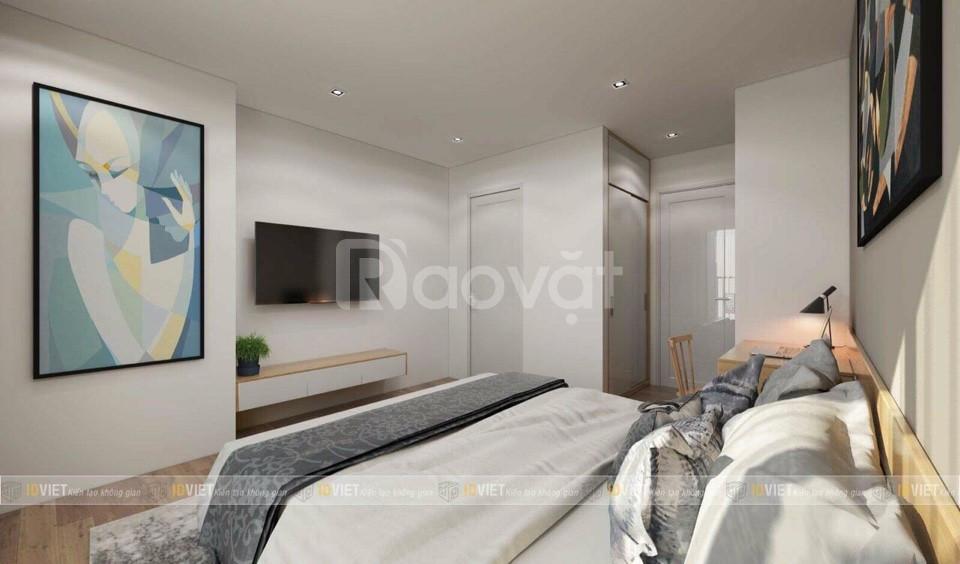 Cho thuê chung cư 789 Ngoại Giao Đoàn nhà đẹp đủ đồ ở ngay (ảnh 6)