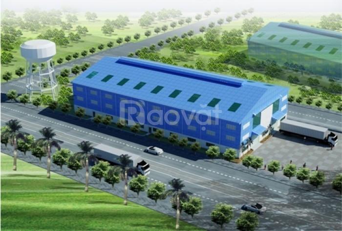 Song Nam thiết kế nhà xưởng công nghiệp, thiết kế thi công nhà xưởng