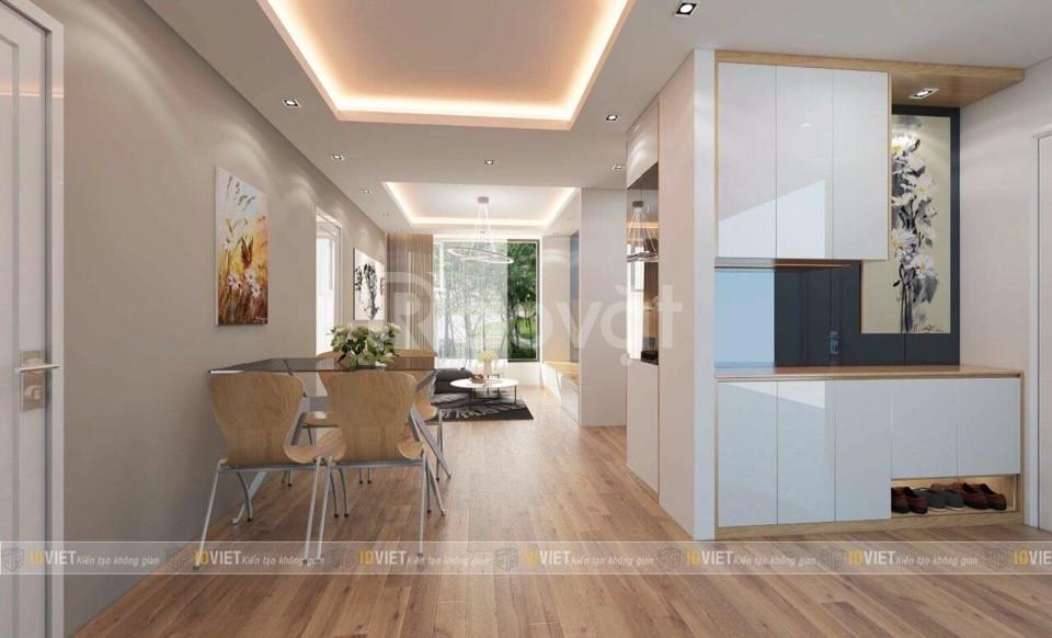 Cho thuê chung cư 789 Ngoại Giao Đoàn nhà đẹp đủ đồ ở ngay (ảnh 1)
