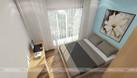 Cho thuê chung cư 789 Ngoại Giao Đoàn nhà đẹp đủ đồ ở ngay (ảnh 4)
