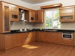 Thợ mộc chuyên sửa tủ bếp cũ giá rẻ tại nhà