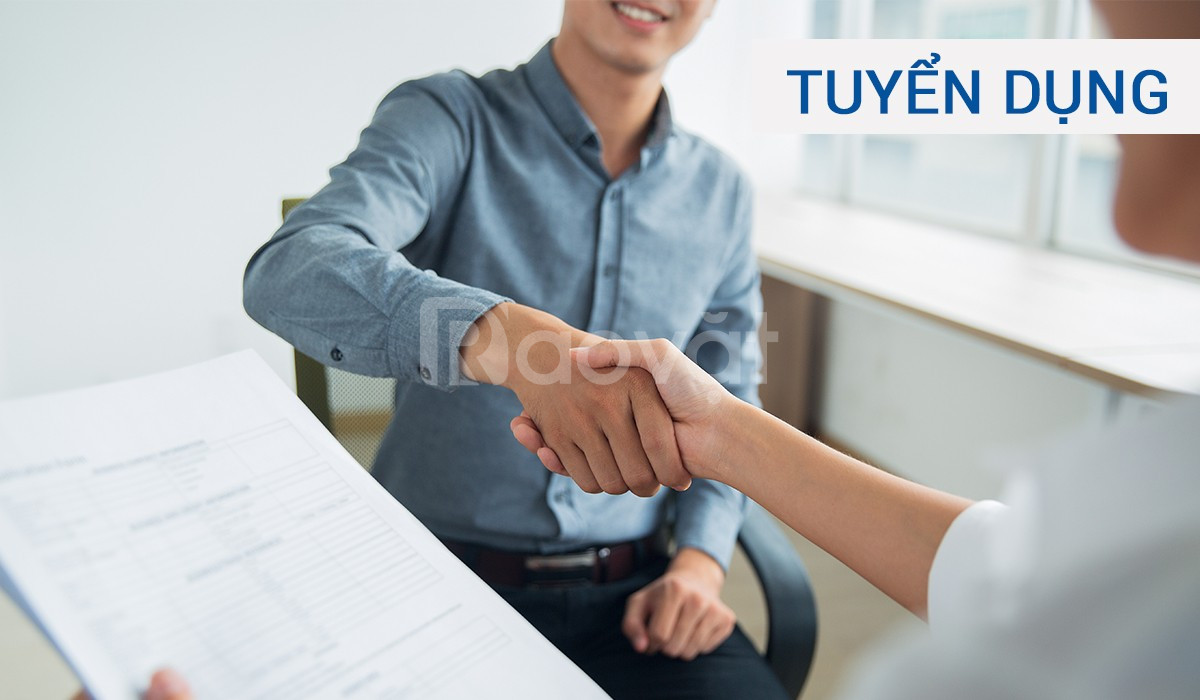 Công ty J&T express chuyển phát nhanh tuyển dụng