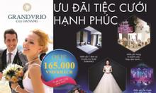 Vì sao chọn Grandvrio City Hotel Danang làm nơi tổ chức tiệc cưới