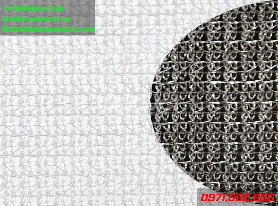 Lưới làm nhà lưới, lưới chắn côn trùng, nhà lưới giá rẻ, cách làm nhà