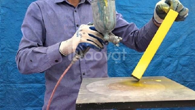 Sơn nào dùng cho sắt thép mạ kẽm, hợp kim nhôm, inox