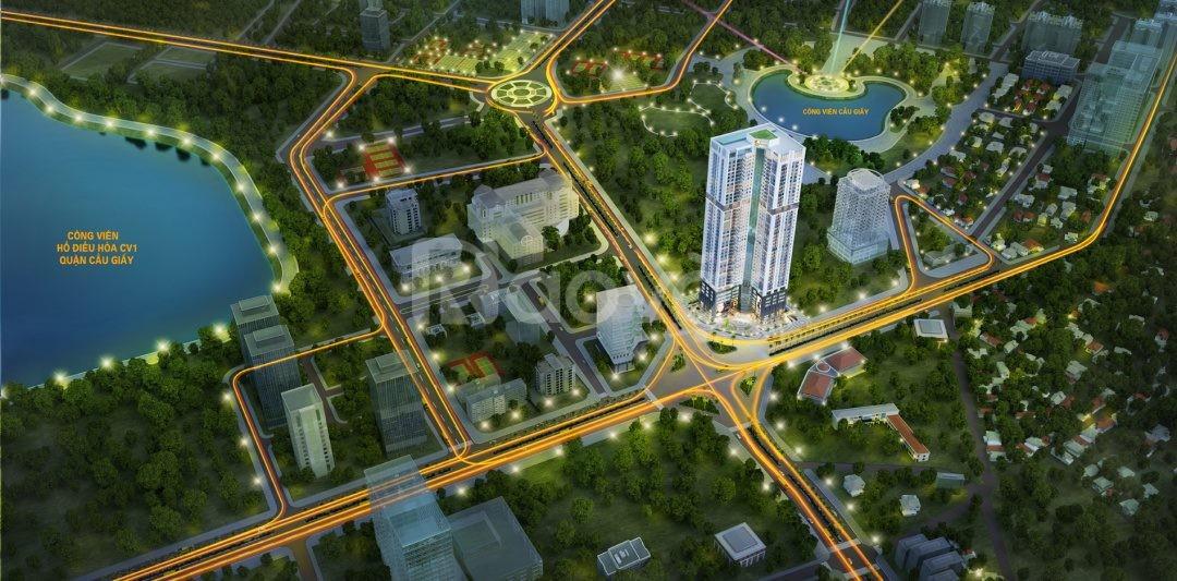 An cư đẳng cấp, đầu tư vượt trội tại Golden Park Tower (ảnh 7)