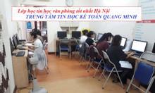 Tìm địa chỉ dạy tin học văn phòng tốt HN