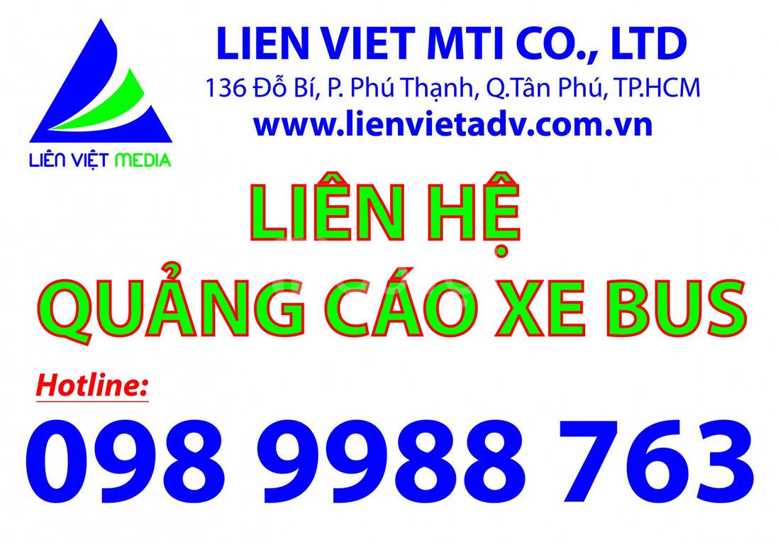 Quảng cáo xe bus và quảng cáo taxi uy tín chất lượng tại Việt Nam