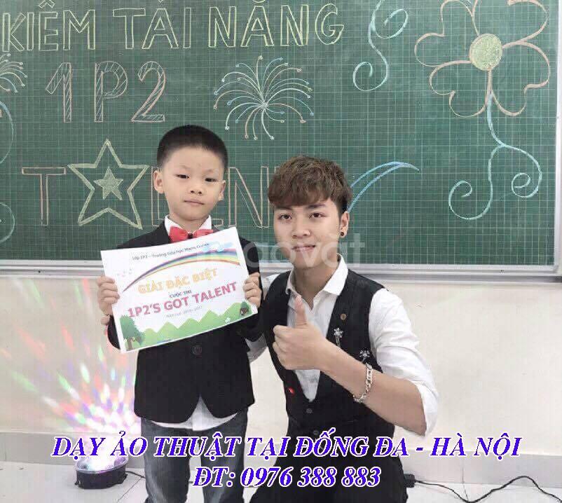 Lớp học ảo thuật tại Hà Nội uy tín, chất lượng