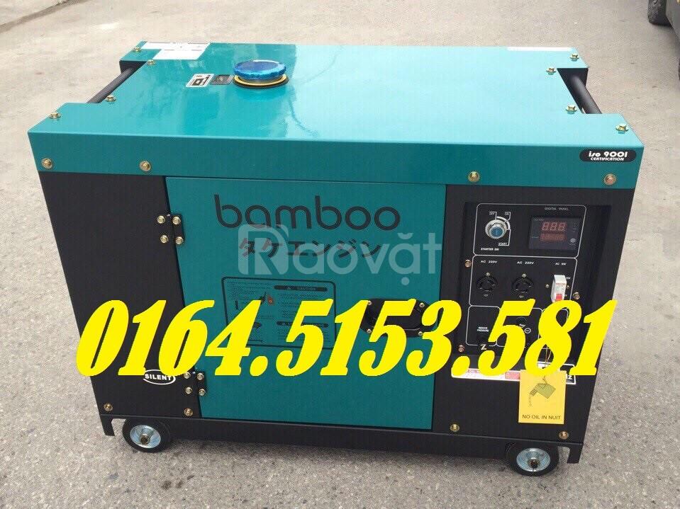 Máy phát điện chạy dầu gia đình 5kw, 6kw, 7kw, 8kw  (ảnh 5)