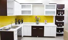 Nhận thi công thiết kế tủ bếp giá rẻ ở Biên Hòa