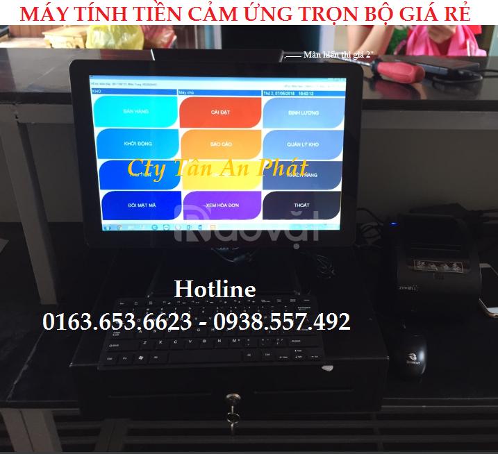 Combo trọn bộ máy tính tiền pos cho quán cafe tại Hà Tĩnh (ảnh 4)
