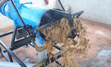 Máy xử lý chất thải chăn nuôi heo bò cho các trang trại