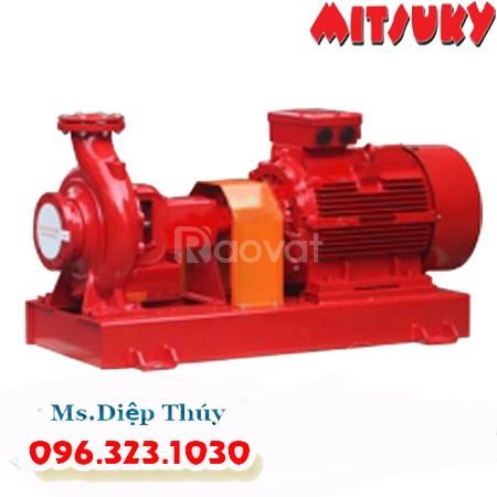 Cung cấp máy bơm chữa cháy, máy bơm công nghiệp công suất lớn