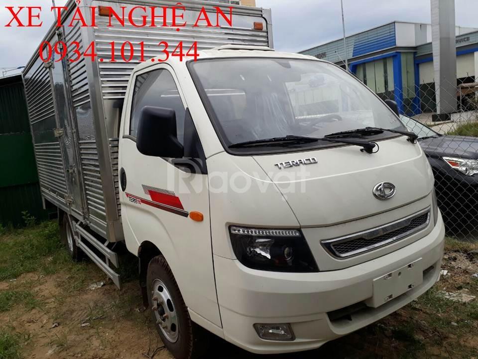 Xe tải nhẹ Teraco 1.9 tấn, động cơ Hyundai, hỗ trợ vay ngân hàng cao (ảnh 1)