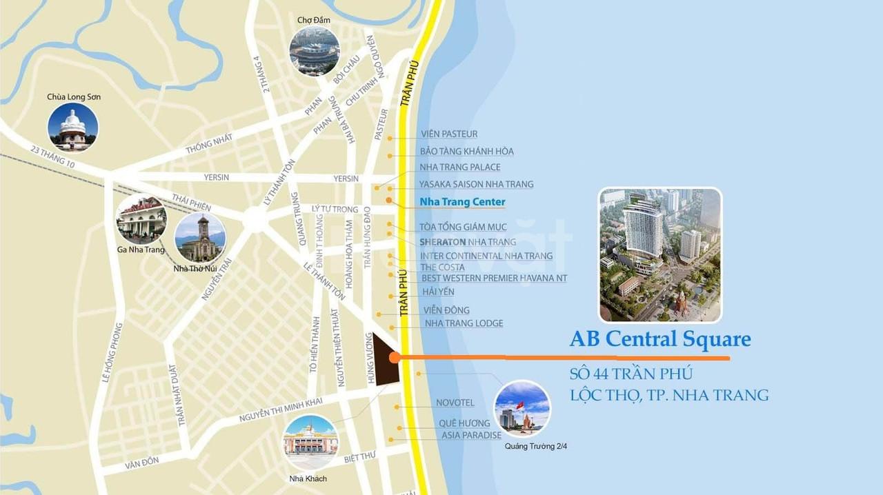 AB Central Square - Nha Trang mang lại giá trị đầu tư cam kết 12% LN  (ảnh 8)