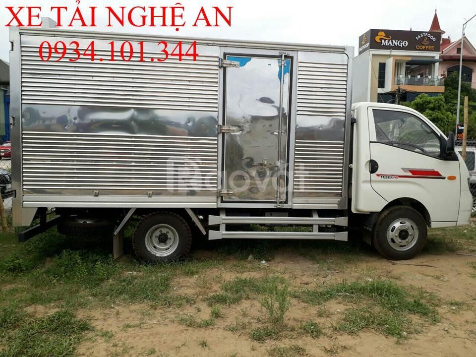 Xe tải nhẹ Teraco 1.9 tấn, động cơ Hyundai, hỗ trợ vay ngân hàng cao (ảnh 5)