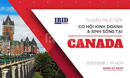 Hội thảo đầu tư định cư CANADA