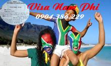 Xin visa đi Nam Phi