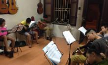 Lớp Guitar ở Thanh Xuân 2018
