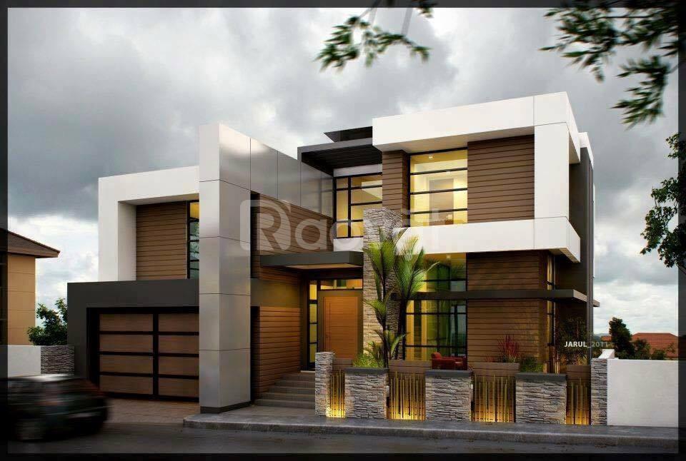 Xây dựng biệt thự hiện đại Bình Phước
