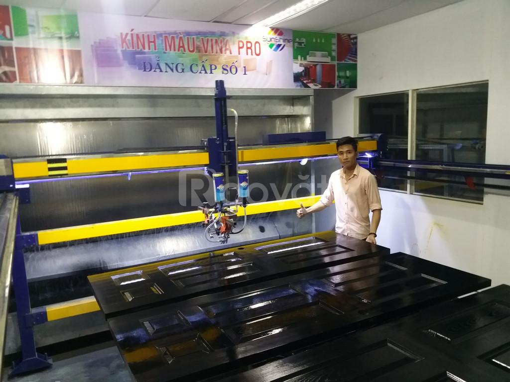 Máy phun sơn tự động - bước tiến mới cho ngành công nghiệp việt nam (ảnh 2)