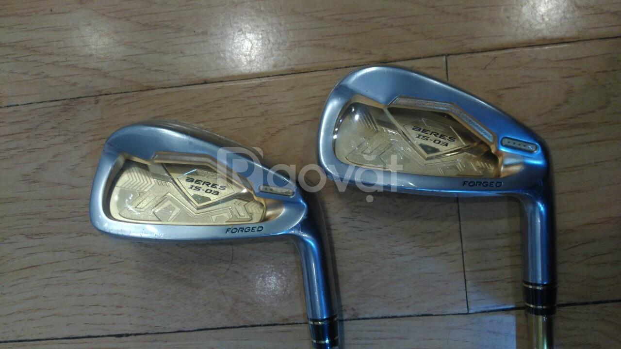 Rẻ gậy golf Honma Beres 4 sao iron số 7 vàng 24k