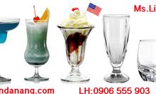 Cung cấp ly thủy tinh, ấm chén giá rẻ tại Đà Nẵng