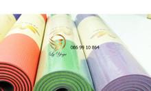 Combo thảm zera yoga và túi thảm 6 li 1 lớp hoặc 2 lớp