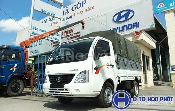 Xe tải Tata Ấn Độ thùng 2m6 máy dầu giá tốt