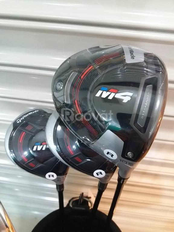 Bộ gậy Golf Taylormade M4 2018 (new model)