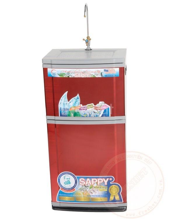 Máy lọc nước 10 lõi, cam kết đền gấp 10 nếu phát hiện hàng giả
