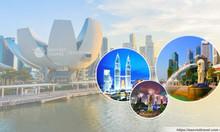 Du lịch Singapore Indonesia Malaysia 6 ngày 5 đêm từ Sài Gòn 2018