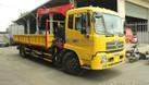 Xe tải Dongfang 9t gắn cẩu PalFinger chỉ với 125 triệu đồng hỗ trợ 90% (ảnh 1)