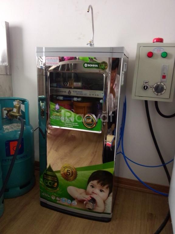 Sửa điện nước, máy lọc nước tại Trần Cung, Cổ Nhuế