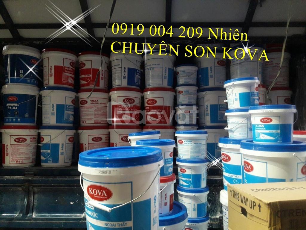 Đại lý phân phối sơn nước Kova tại Long An, Tiền Giang