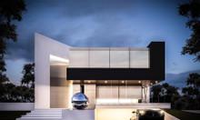 Nhận thầu thiết kế xây dựng biệt thự tại Bình Phước