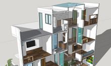 Thiết kế nhà giá rẻ ở Đà Nẵng