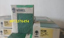 Dây hàn mig KC-28 Kiswel, báo giá dây hàn KC-28 Hàn Quốc
