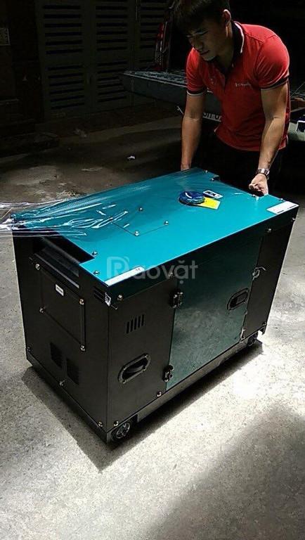Tổng phân phối máy phát điện bamboo 7800ET giá rẻ