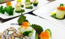Khóa học nấu ăn món Nhật Bản, học làm Sushi Nhật Bản tại Hà Nội