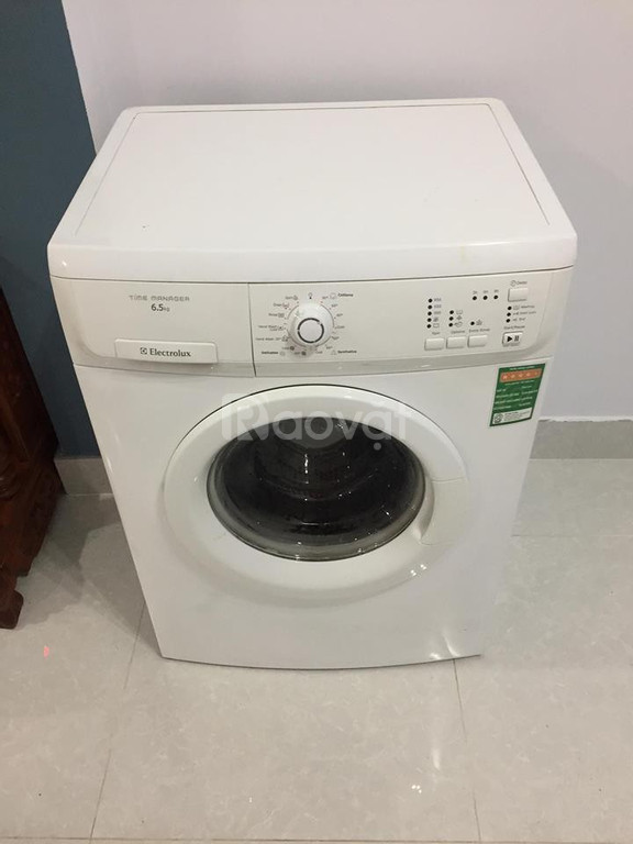 Máy giặt electrolux 6,5kg hình thật (ảnh 1)