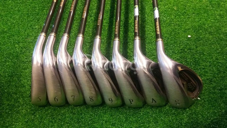 Bộ gậy golf XXIO iron Prime qua sử dụng đẹp lung linh