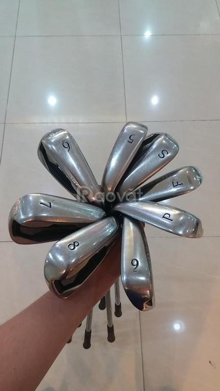 Bộ gậy golf Mizuno iron cũ chất