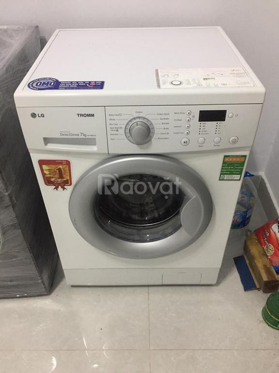 Máy giặt lg 7kg hàng Inverter (ảnh 4)