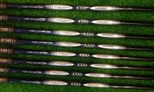 Bộ gậy golf XXIO iron MP600 cũ chất
