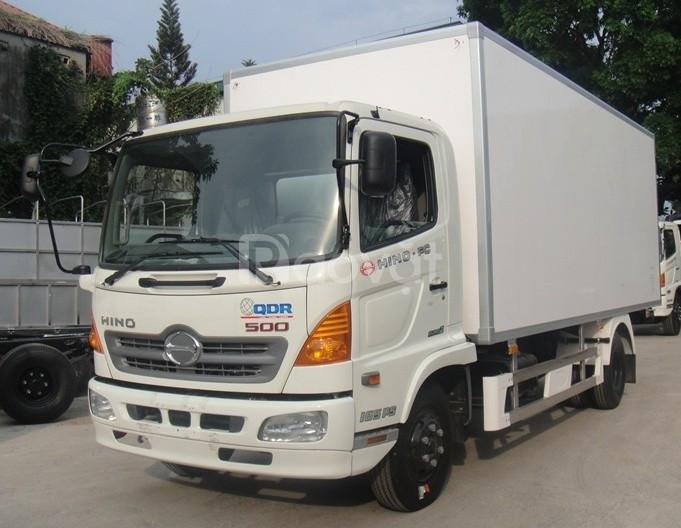 Xe tải Hino Series 500 new version/big sale (ảnh 4)