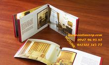 Việt in chuyên in nhanh Catalog, Folder