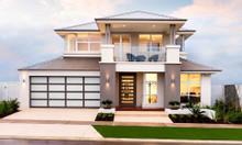 Xây dựng nhà biệt thự tại Bình Phước