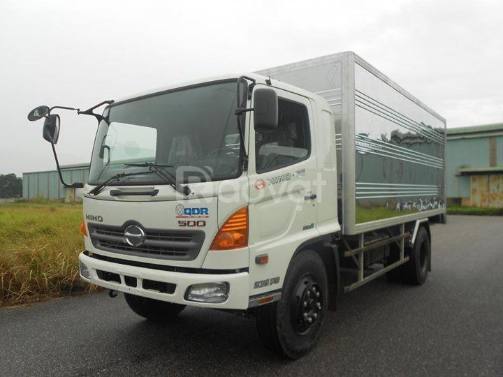 Xe tải Hino Series 500 new version/big sale (ảnh 3)
